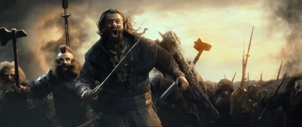 Lord Of The Rings Who Were The Best Warriors