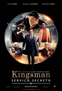 Kingsman - Secret Service - Launch