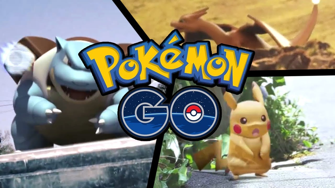 Pokémon Go – Video game